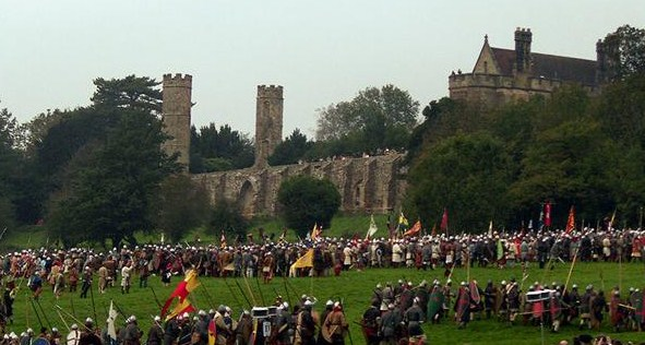 Battle of Hastings x