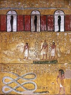 Book of Gates (Re im Duat) x
