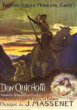 Don Quichotte x