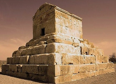 Tomb of Cyrus x